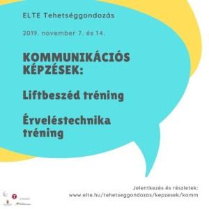 Kommunikációs képzések